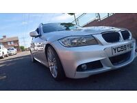 Nov 2009 Bmw 318d Msport Lci Touring £5250