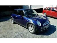 06 Mini One 3 DOOR MOT JAN 2019 Nice car 2Keys good driver Can be seen anytime