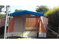Relum Ravenna canvas tent
