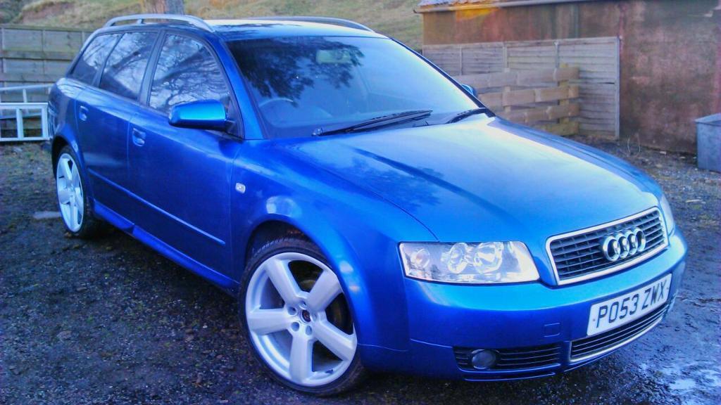 Audi A4 Estate 19tdi 53 Plate In Jedburgh Scottish Borders Gumtree