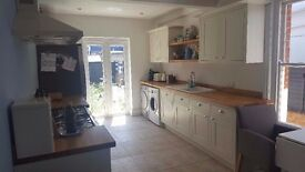 Lovely, sunny, single room available in professional houseshare
