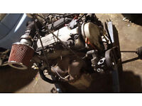 HONDA CIVIC AERODECK ESTATE ENGINE 1.5L