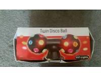 Twin Disco Ball