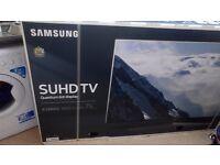 "Samsung 75"" 4k Flat screen (brand new unopened) worth 3699"