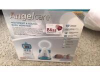 Angel care baby monitor.