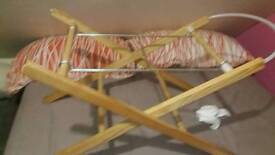 Moses basket (stand only)
