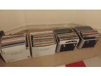 Bulk Sale 244 x Vinyl Records - 90's & 00's Dance, Electro, D&B, Breaks, Hip-hop & more!