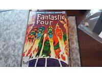 Marvel Fantastic Four Comics inc. John Byrne, Mark Millar & Alan Davis runs