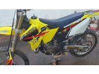 suzuki rm 125/144 2006