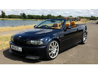 BMW E46 M3 INDIVIDUAL 3.2 MANUAL CONVERTIBLE! HPI CLEAR! QUICK SALE!! CHEAP!!**