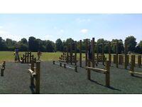 Workout / exercise Buddy Clapham Common
