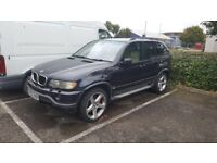 bmw x5 4.6is carbon edition spares repair