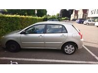 Toyota Corolla 1.4 VVT-i T2 5dr with 12 months MOT