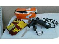 Angle Grinder with box and gloves for only £20