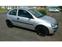 Vauxhall Corsa Car For Sale 54 Reg (6 Months Mot) May Swap Why?? Clio,Fiesta,Punto,Yaris,Mini ect