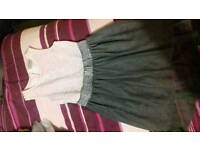 Girls dress from next