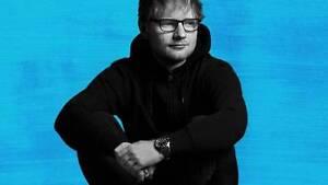 Ed Sheeran Tickets 2x GA March 10 Ballarat Central Ballarat City Preview