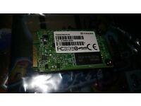 Transcend 64 GB mSATA Solid State Drive