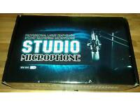 PROFESSIONAL LARGE DIAPHRAGM STUDIO RECORDING MICROPHONE