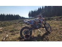 KTM EXC 200 2013 NOT 300 250 150 ENDURO