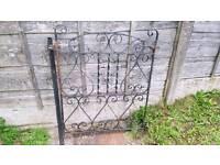 Gate metle
