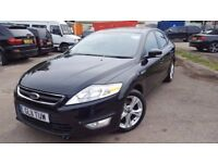 Ford Mondeo 2.0 Zetec Hatchback 5dr Petrol Manual (184 g/km, 143 bhp) Parking Aids, Bluetooth, AC