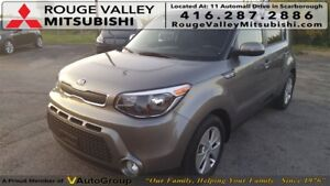 2015 Kia Soul LX - SINGLE OWNER!! NO ACCIDENT!! ONLY 45,000km!!!