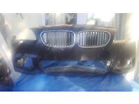 BMW 5 SERIES -MSPORT - F10 F11 - FRONT BUMPER