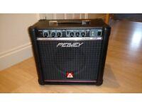Peavey RAGE 158 15w Transtube Guitar Amplifier