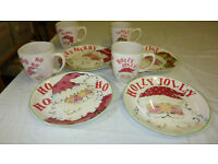 Christmas Cups and plates