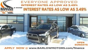 2013 Mitsubishi Outlander XLS*EVERYONE APPROVED* APPLY NOW DRIVE