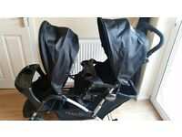 Graco Double Pushchair for sale £80