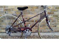 Ladies Vintage Raleigh - 1972 Bike/Bicycle