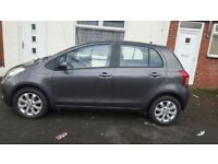 2008 Toyota Yaris 1.3 TR 5dr, 34,000 MILES, 1 OWNER FROM NEW, MOT TILL MAY, CAT C
