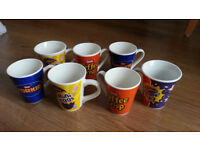 Colorful Easter Mugs