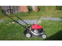 """Honda Petrol 16"""" cutter lawnmower"""
