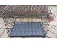 Larg3 dog crate