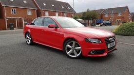 2010 Audi A4 1.8 TFSI S Line Special Edition 4dr - Full Audi Service History