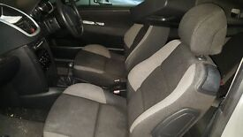 PEUGEOT 207 2DR 07 REG FRONT AND REAR SEAT FOR SALE