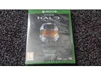 brand new still sealed halo master chief collection xbox one