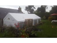 Marquees hire