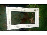 uPVC BRAND NEW Window Frame 60cm x 97cm