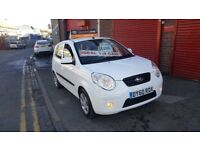 KIA Picanto 1.1 Domino 5dr FSH 1 Owner from new GOOD CONDITION INSIDE OUT 2010