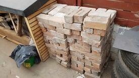 Bricks - victorian stock. free to collect