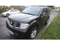 LHD LEFT HAND DRIVE Nissan Pathfinder, 4X4, Diesel, 7 seate Automatic