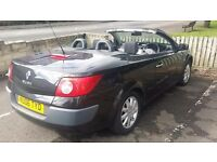 Renault Megane cabriolet convertible swap whit Galaxy, Sharan,Alhambra,A4