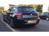 BMW 120D SPORT 180BHP