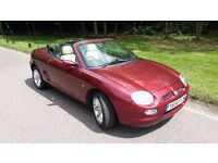 MGF - convertible - superb condition