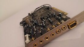 Creative Sound Blaster Audigy 2 ZS 7.1 PCI Sound Card