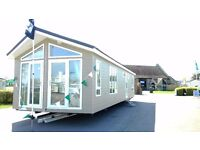 Static Holiday Home for Sale on 5 Star park, South Coast